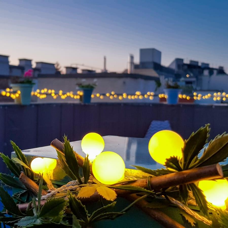 Wunderschöne LED-Lichterketten