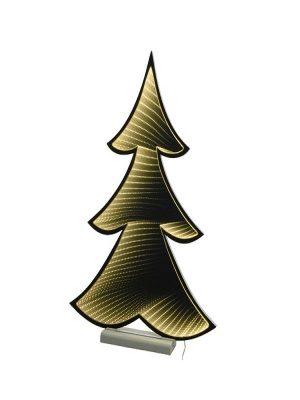 LED Infinity Tischbaum