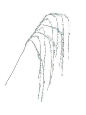 Acryl Trauerweide Glitter