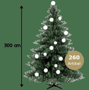 Weihnachtsbaum 300